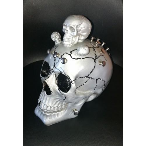 """Skull  """"Metal Jack"""""""