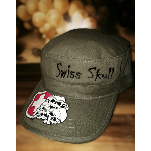 Swiss Skull Cap