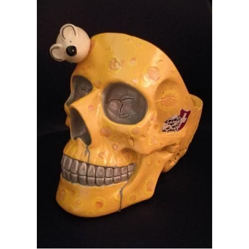 """Skull  """"Cheese"""""""