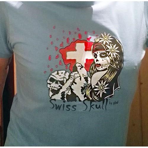 """""""HEIDI DE LA MUERTE"""" Herren T-shirt *limitiert*"""